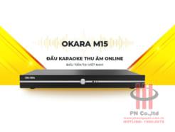 Đầu karaoke Okara M15